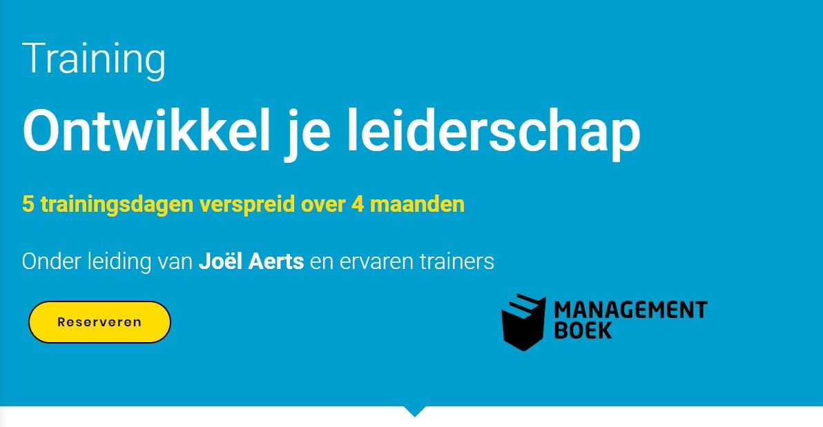 123manage.nl - Excellence Opleiding